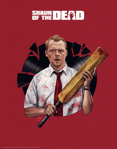 Shaun of the Dead - Record Breaking Shaun of the Dead