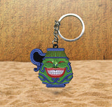 Yu-Gi-Oh! Pot of greed keyring