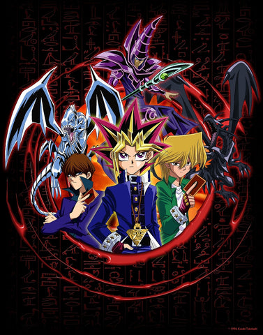 Yu-Gi-Oh! - Limited Edition Artwork