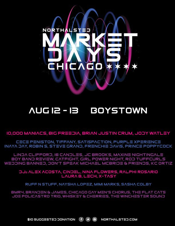 Market Days 2017 Top 10 Performers & Their Best Hits