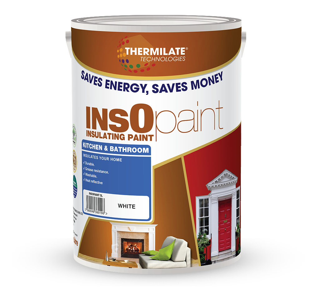 Insopaint Insulating Kitchen Amp Bathroom Paint Thermilate