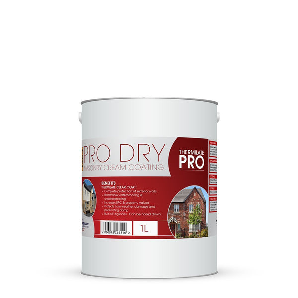 PRO DRY – Masonry Protection Cream