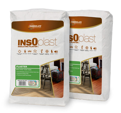 InsOplast Insulating Plaster