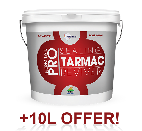OFFER: PRO Tarmac Reviver & Sealer BUY 10L GET 20L