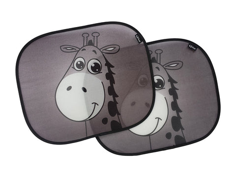 Car Window Shades, Giraffe Design