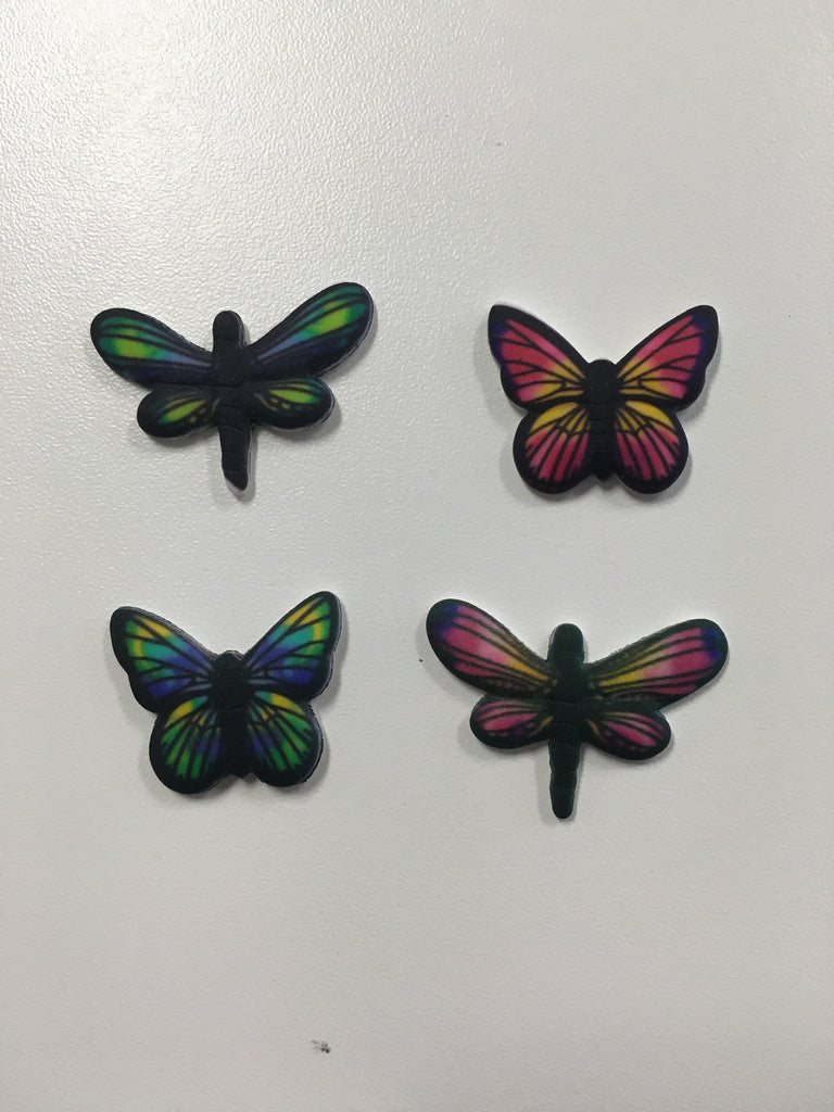 Sugarsoft Dragonflies and Butterflies