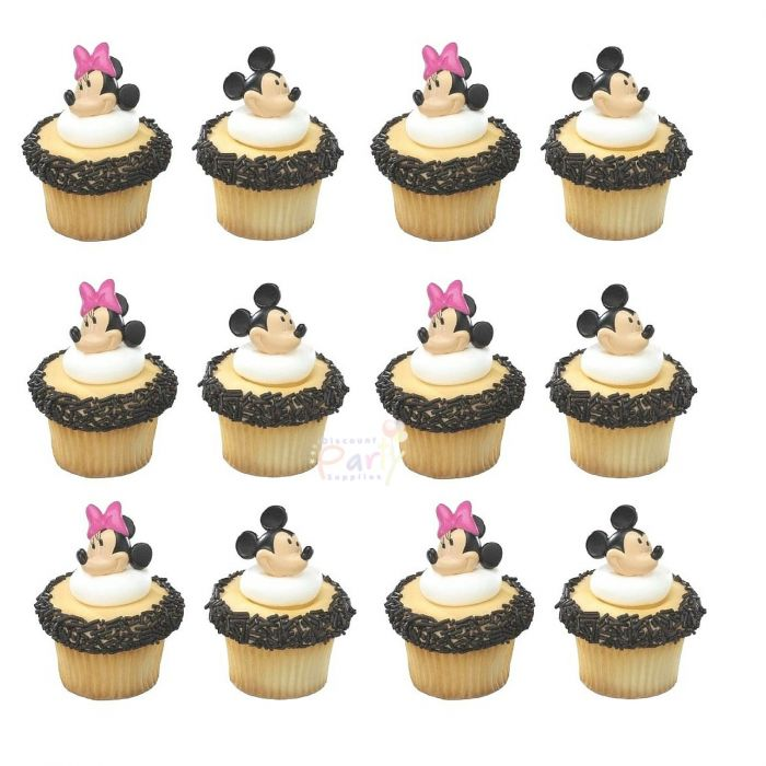 Minnie Mouse Rings