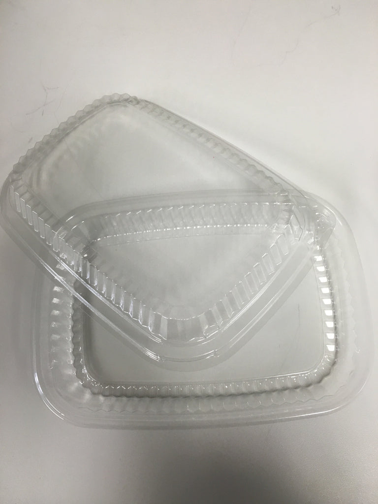 Plastic Take Out Container W/ lid