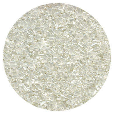 Pearlized White Crystal Sugar