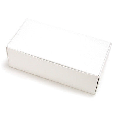 White 1-1/2# Candy Box 1150