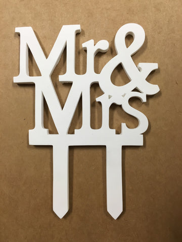 GP Mr(s) & Mr(s) Ornament