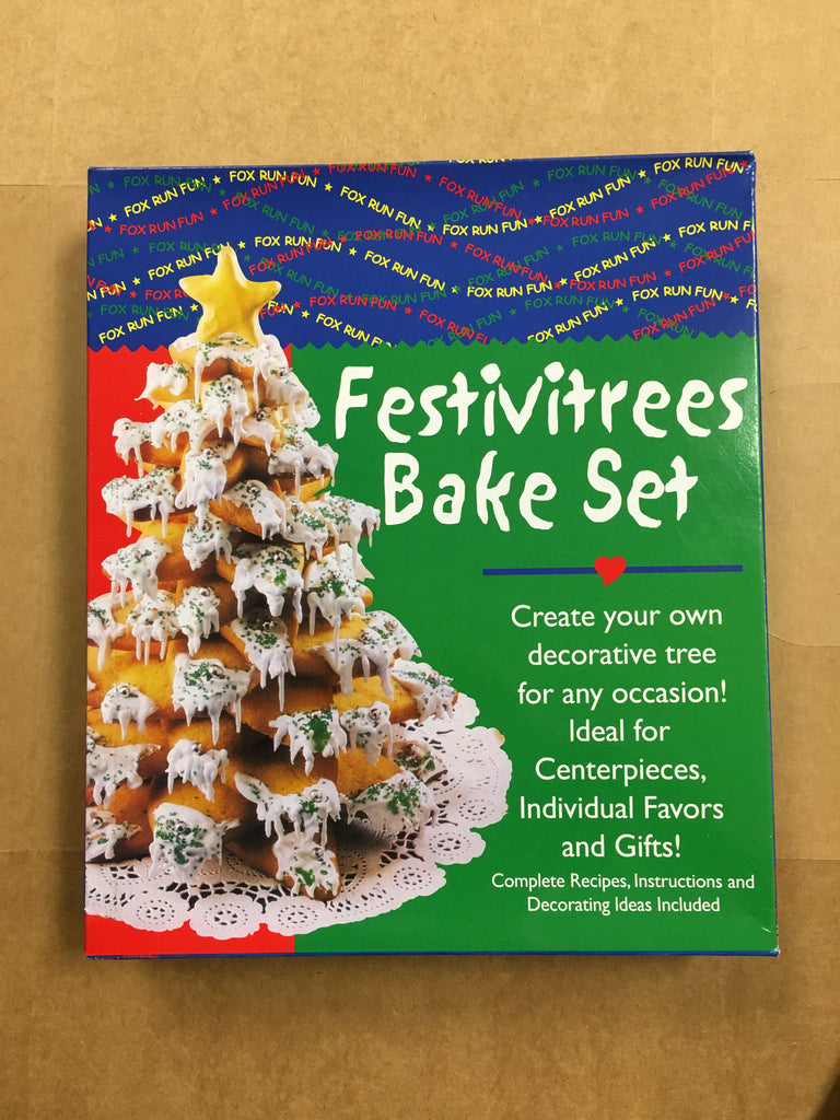 Festivitrees bake set