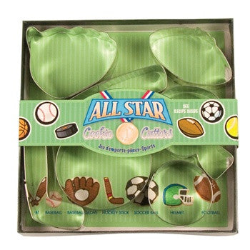All Star Cutter Set 7pc