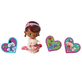 Doc McStuffins Doc and Lambie Cake Topper