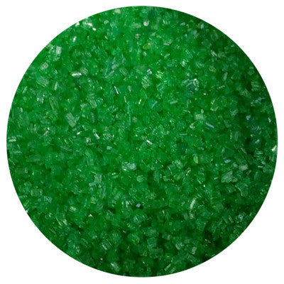 Emerald Green Sanding Sugar