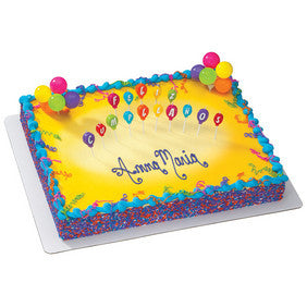 Feliz Cumpleanos Candles DecoSet®