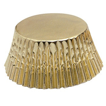 Gold Foil Petit-four baking cup