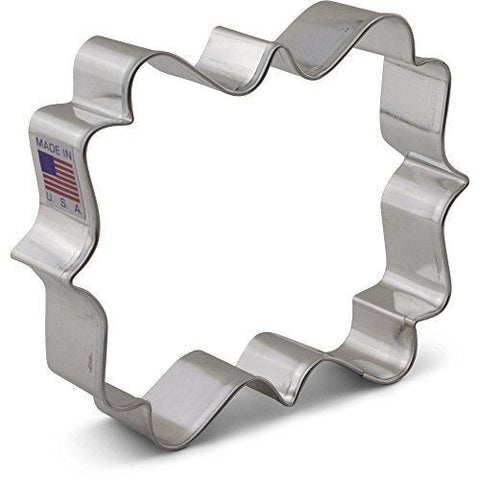 Lila Loa's Square Plaque Cookie Cutter