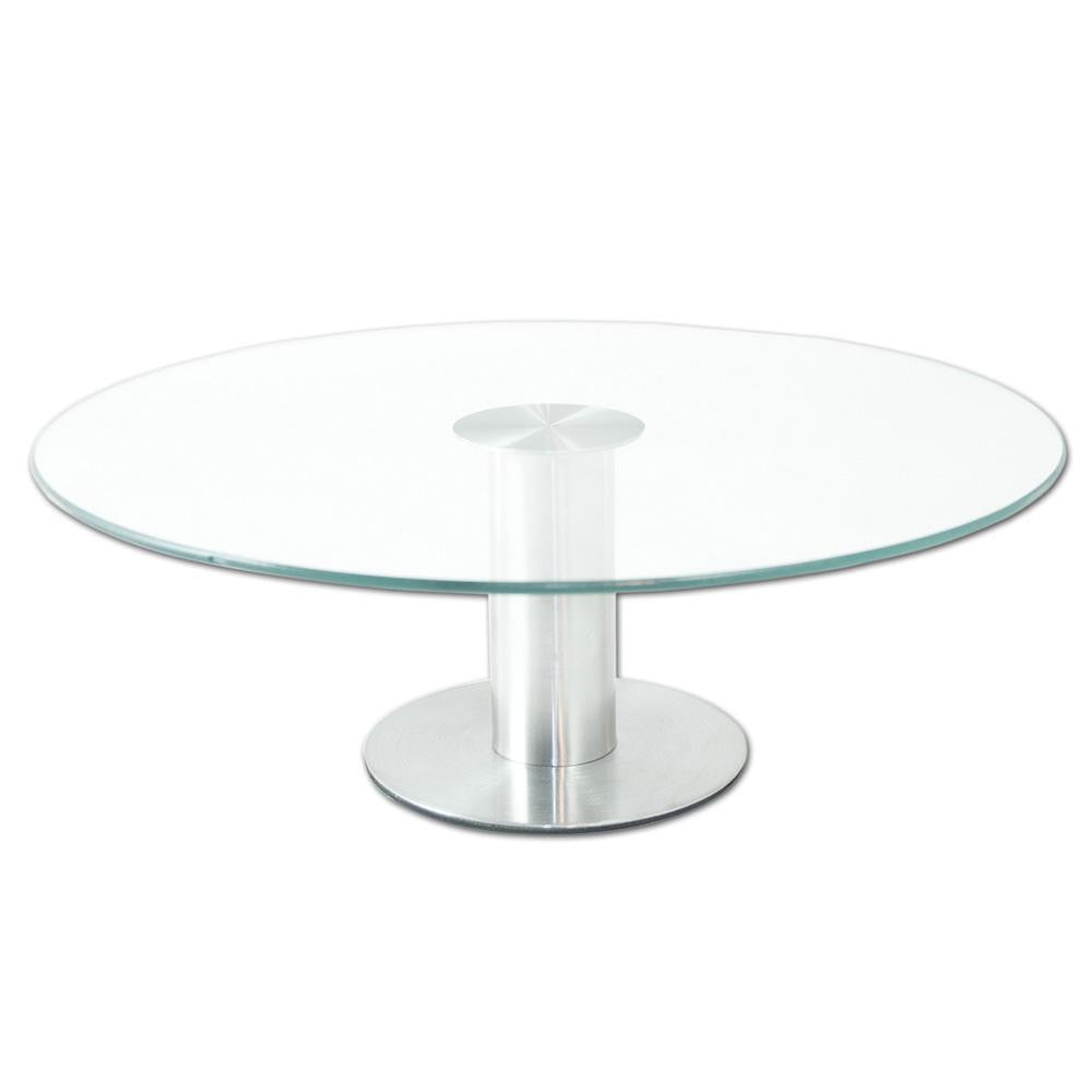 Tempered Glass Cake Stand