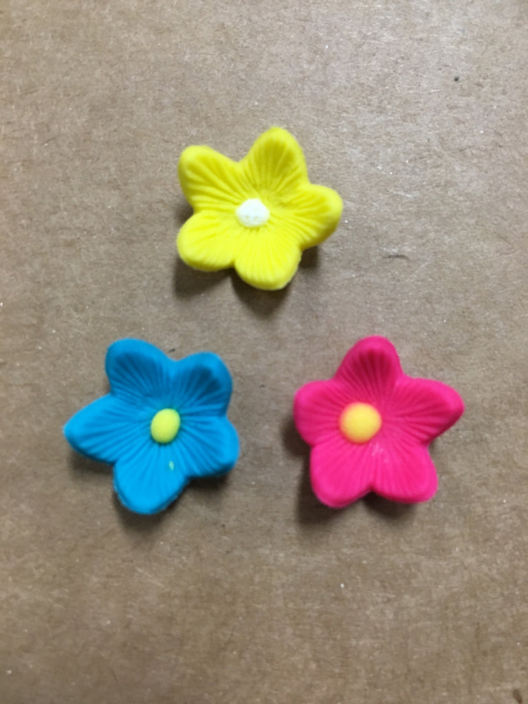 Sugarsoft Star Shaped Flowers
