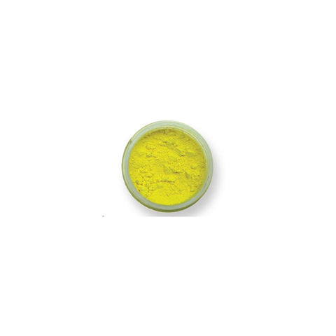 Canary Yellow Powder Colour