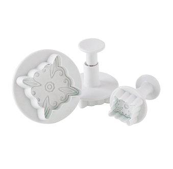 Decorative Accent Plunger Cutters