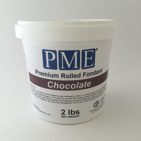 PME Chocolate Fondant