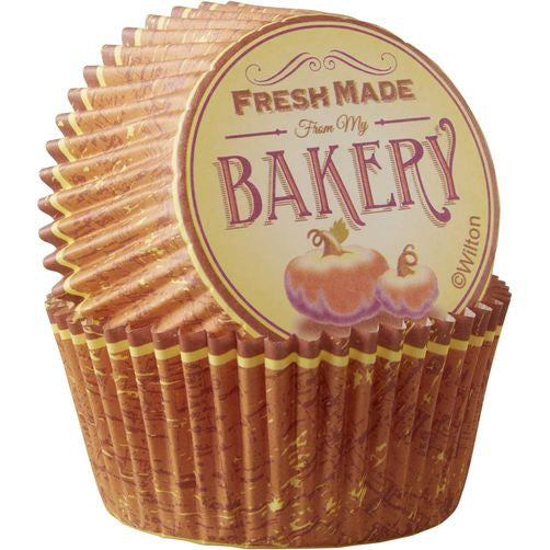 Fresh Made Baking Cups