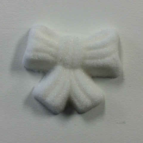 Sugar White Bow