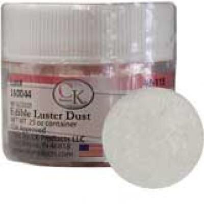 Edible Luster Dust - Super Pearl