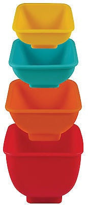 Silicone Measuring Cups Set