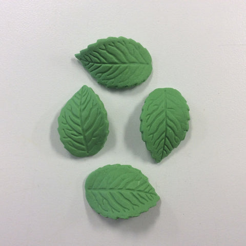 Gum Paste Leaf Large - Green