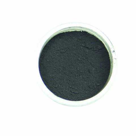 Jet Black Powder Colour