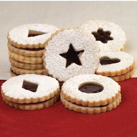 Linzer Cookie Cutter