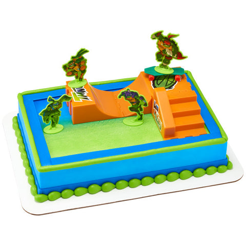 TMNT- Rise Up! Cake Topper