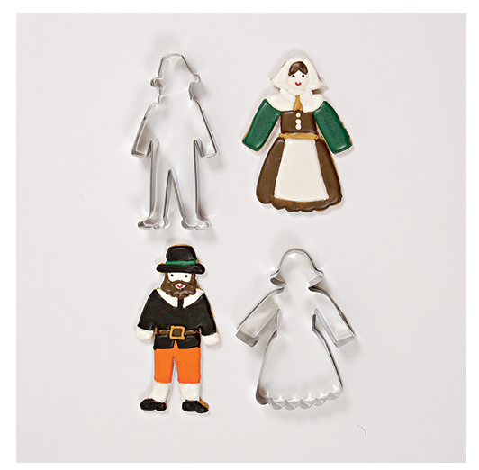 Pilgrim Cookie Cutter