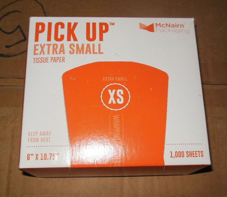 "McNarin ""Pick Up"" Extra-Small Tissue Paper 1000ct"