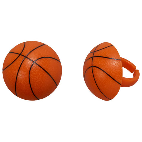 3-D Basketball Rings