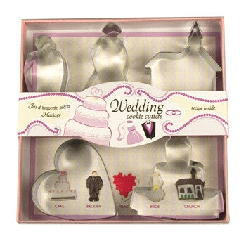 Wedding Cutter Set