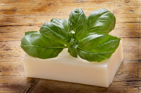 Basil Natural Soap