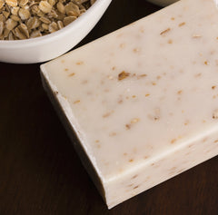 Goat's Milk Oatmeal Soap