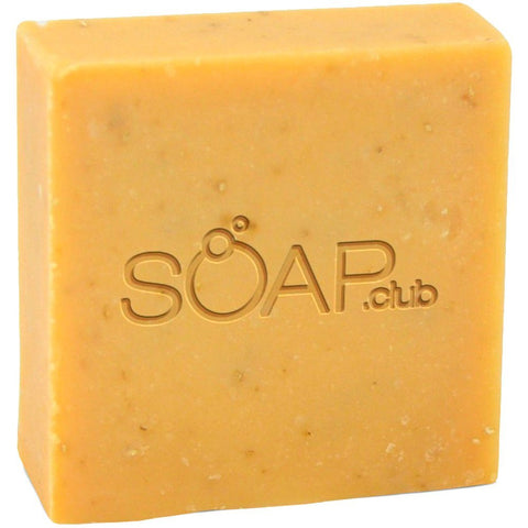 almond cherry soap