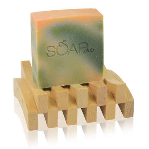 Apple Cantaloupe Juicy Fruit Natural Soap