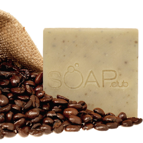 Kona Coffee Kick Natural Soap | Soap Club