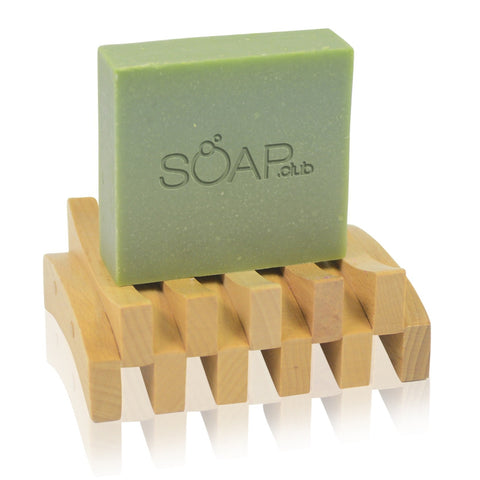 Sweet Pea Posy Natural Soap