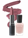 Zoya Cuddle Season Lips and Tips Duo