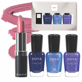 Zoya Icy Kiss Lips and Tips Quad