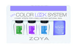 Zoya Mini Colour Lock Kit