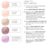 Women's Starter Kit Naked Manicure