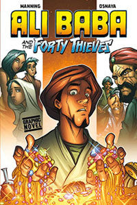 Arabian Nights: Ali Baba and the Forty Thieves